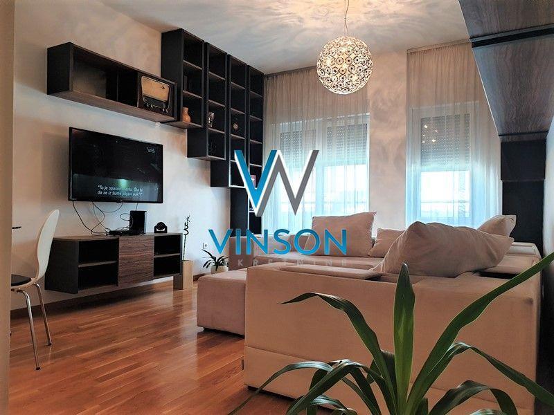 Novi Sad, Liman III - Namešten dvosoban stan + par